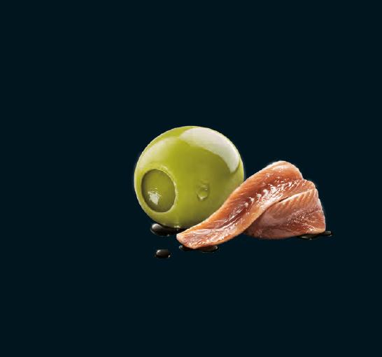 aceitunas anchoa