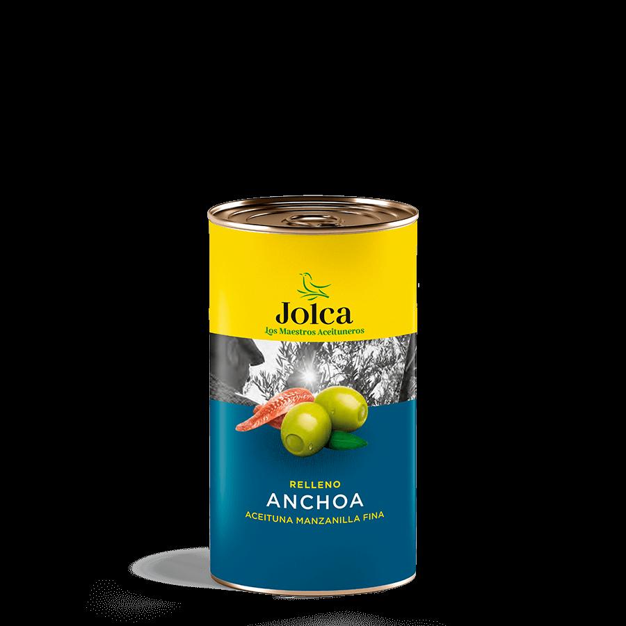 aceitunas relleno anchoa