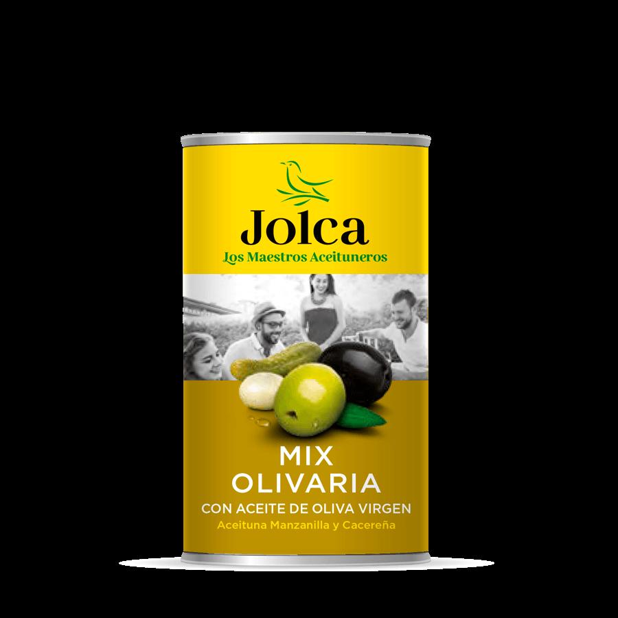 aceitunas mix olivaria