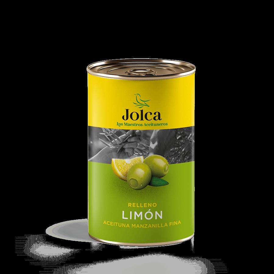 aceitunas relleno limón